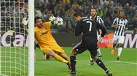 Bán kết Champions League, Juventus 2-1 Real Madrid: Có một Madrid quá đơn điệu