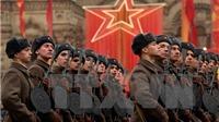 Video: Xem 15.000 binh sĩ Nga diễn tập diễu binh mừng chiến thắng phát xít