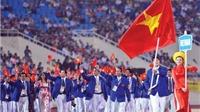 Lễ xuất quân đoàn Thể thao Việt Nam tham dự SEA Games 28 diễn ra ngày 19/5