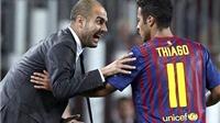 Thiago Alcantara: Nếu Pep ở lại Barca, tôi đã không ra đi