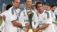 Năm thứ 3 liên tiếp, Real Madrid là CLB giá trị nhất thế giới