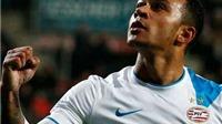 CHÍNH THỨC: Man United đạt được thỏa thuận chiêu mộ Memphis Depay