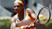 Madrid Open, ngày thứ 6: Ai có thể cản bước Serena?