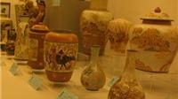 Hơn 60 nhà sưu tập tự tổ chức triển lãm gốm Nam Bộ tại Hà Nội