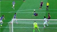 Barca 2-0 Real Sociedad: Neymar nổ súng. Pedro lập siêu phẩm. Barca rửa hận ở Camp Nou