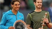 Dư âm Madrid Masters: Murray tiến bộ. Nadal bao giờ trở lại?