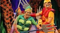 'Dế Mèn phiêu lưu ký' của Tô Hoài được phóng tác thành kịch vui