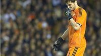 Real Madrid: Đã tới lúc kết thúc thời đại Casillas
