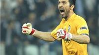 Buffon: Điểm tựa niềm tin của Juventus