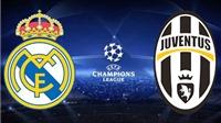 01h45 ngày 14/05, Real Madrid - Juventus: Lời nguyền lại ứng nghiệm với Real?