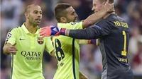 Chấm điểm Bayern Munich 3-2 Barca: Ter Stegen làm lu mờ tất cả