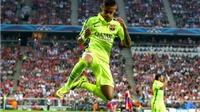 Neymar lập cú đúp để loại Bayern: Cánh tay mặt của Lionel Messi