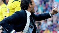 Vượt qua Bayern Munich, Luis Enrique tuyên bố Barca phải giành cú 'ăn ba'