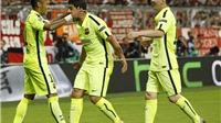Bán kết Champions League: Khi Barca xứng đáng hơn tất cả