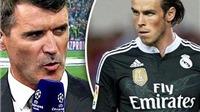 Roy Keane: 'Real Madrid sẽ có cơ hội nếu Bale tỏa sáng'