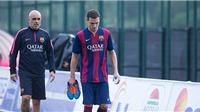Nếu Barca vô địch, Vermaelen vẫn có thể nhận huy chương Champions League