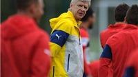 Wenger: 'Đánh bại Man United ở Old Trafford sẽ giúp Arsenal tự tin hơn, mạnh mẽ hơn'