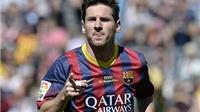 Hàng công Barcelona: Messi đã có 'một nửa Quả bóng Vàng'