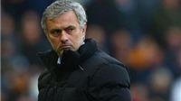 Jose Mourinho sợ Man United và Man City bạo chi, phá rối thị trường chuyển nhượng