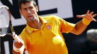 Bán kết Rome Masters: Chờ 'Kinh điển' Djokovic - Federer ở chung kết?
