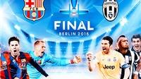 Chung kết Champions League, Barca -Juve: Cùng một giấc mơ, muôn vàn đối lập
