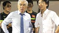 Chủ tịch VFF Lê Hùng Dũng: 'Mọi người nên để yên cho ông Miura làm việc'