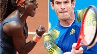 Vì sao cả Murray và Serena đều rút lui ở Roma?: Những canh bạc tất tay
