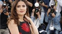 Salma Hayek: 'Nữ chỉ được trả thù lao cao hơn nam khi đóng phim khiêu dâm'