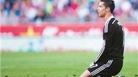 Cánh én Ronaldo không thể làm nên mùa Xuân ở Madrid