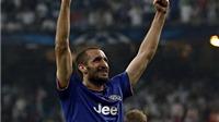 Chiellini: 'Tôi sẽ kèm Suarez như bất cứ tiền đạo nào thôi'