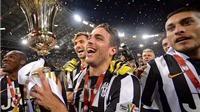 Max Allegri: 'Juve thắng may mắn. Bây giờ Juve nghĩ đến Barca'