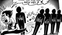 Thư châu Âu: 'Các bạn Tây làm gì cũng nghiêm túc'