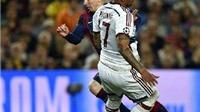 9 tuổi, Messi đã biết 'vặn sườn' đối thủ