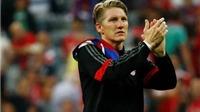 Pep Guardiola không phản đối nếu Schweinsteiger muốn gia nhập Man United