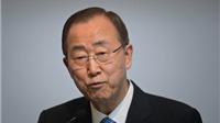 Tổng Thư ký Liên hợp quốc Ban Ki Moon dự khánh thành 'Ngôi nhà xanh' tại Hà Nội