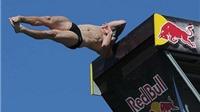 VĐV nhảy cầu suýt mất mạng khi nhảy từ độ cao 27m