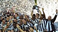 CHÙM ẢNH: Juventus ăn mừng Scudetto thứ tư liên tiếp