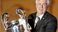 Carlo Ancelotti vẫn cảm ơn Real Madrid dù bị sa thải