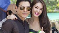 Phim trường 'Hi sinh đời trai': Trần Bảo Sơn thân mật với người đẹp