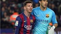 Barca thống trị Đội hình xuất sắc nhất La Liga do UEFA bình chọn