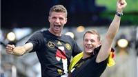 Neuer, Kroos và Mueller không được triệu tập vào đội tuyển Đức