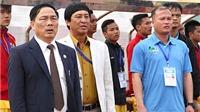 Bầu Đệ chia tay bóng đá Thanh Hóa: Khoảng trống sau cuộc chia ly