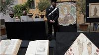 Mỹ trao trả 25 di sản bị đánh cắp về Italy