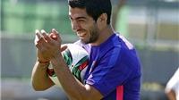 Quan chức FIFA bị bắt, Suarez có thể được mãn án treo giò