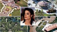 Trang trại thần tiên của Michael Jackson được rao bán