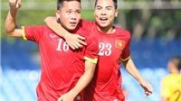 CHẤM ĐIỂM U23 Việt Nam: Ngày Ngọc Thắng hay hơn Công Phượng