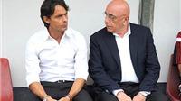 AC Milan: Inzaghi mong muốn ở lại, Silvio Berlusconi làm đại cách mạng