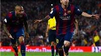 Xavi: 'Messi đã ghi một trong những bàn thắng đẹp nhất sự nghiệp'