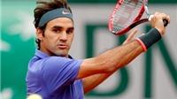Roland Garros 2015: Maria Sharapova bị loại, Roger Federer tiến tiếp