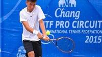Lý Hoàng Nam lại thắng tưng bừng, vào vòng 3 trẻ Roland Garros